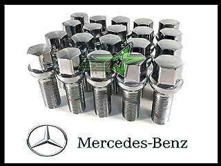 mercedes lug pattern