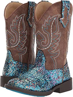 Roper Kids Glitter Aztec (Toddler/Little Kid)