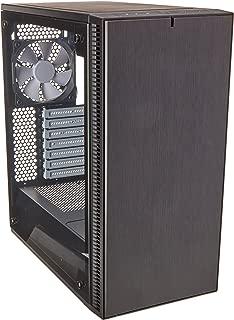 Fractal Design ATX Mid Tower Cases FD-CA-DEF-C-BK-TG (Renewed)