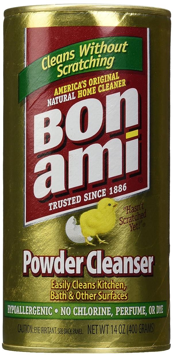 泣く突き刺す達成する海外直送品Cleanser Powder, 14 OZ by Bon Ami