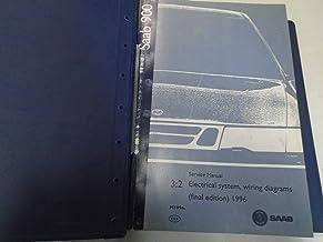 1998 saab 900 wiring diagram amazon com wiring system diagram books  amazon com wiring system diagram books