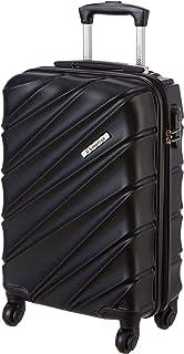 United Colors of Benetton Roadster Hardcase Luggage ABS 57 cms Black Hardsided Cabin Luggage (0IP6HAB20B02I)