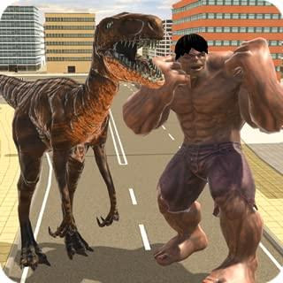 Multi Jurassic Dino Hero