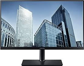 Samsung SH850 Series 27 inch QHD 2560x1440 Desktop Monitor for Business (in Black) with USB-C, HDMI, DisplayPort, 3-Year Warranty , TAA (S27H850QFN)