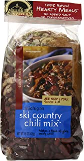 Frontier Soups Hearty Meals Michigan Ski Country Chili Mix, 15 Ounce