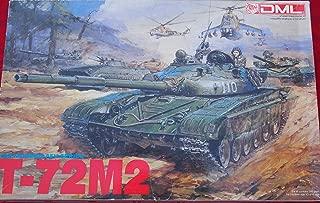 Dragon T-72M2 1:35 Scale Tank