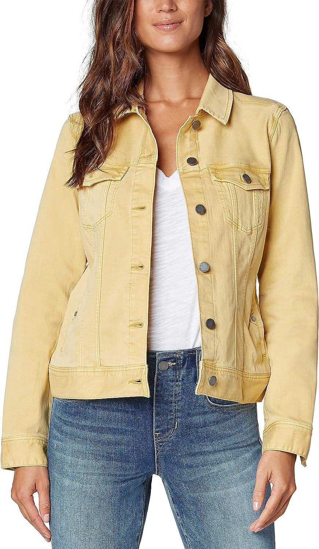Raleigh Mall Liverpool Women's Classic Jean Jacket 1 year warranty