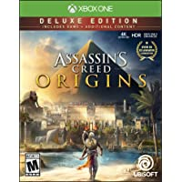 Deals on Assassins Creed Origins Deluxe Edition Xbox One Digital
