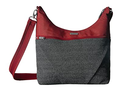Baggallini Anti Theft Large Hobo (Ruby Anti Theft) Hobo Handbags