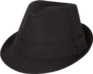 Original Unisex Structured Wool Fedora Hat