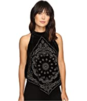 Free People - Bailey Bandana Top