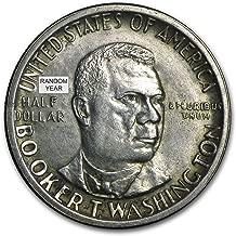 booker t washington coin 1951