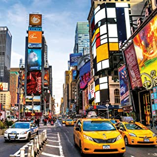 Times Square in New York 1000 Piece Jigsaw Puzzle for Kids and Adults in Carton Box