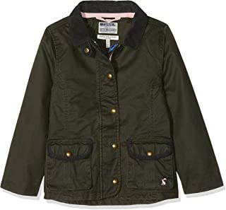 Joules Faux Wax Jacket - Everglade