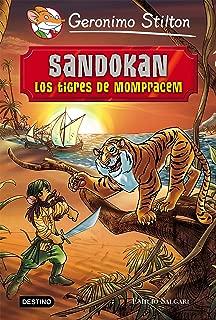 Sandokan. Los tigres de Mompracem: Grandes Historias (Spanish Edition)