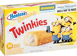 Hostess Twinkies Banana - 10 CT by Hostess