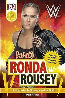 WWE Ronda Rousey (DK Readers Level 2)