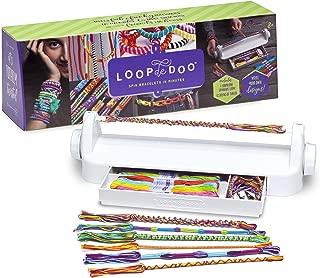 Loopdedoo – DIY Friendship Bracelet Maker Kit – Make Bracelets in Minutes – Award-Winning Craft Kit