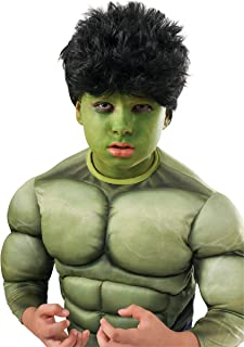 Avengers 2 - Age of Ultron: The Hulk Make Up Kit アベンジャーズ2 - ULTRONの年齢:ハルクはキットメイクアップ?ハロウィン?クリスマス?One-Size