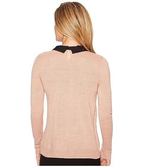 Trump Ivanka Sweater Trump Collar Velvet Ivanka YpgaUqw