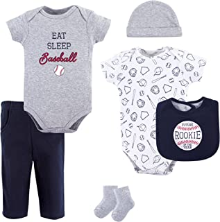 Unisex Baby Cotton Layette Set