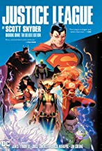 Justice League by Scott Snyder Book One Deluxe Edition