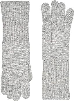 Long Knit Tech Gloves