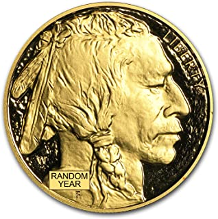 2006 W - Present 1 oz Proof Gold Buffalo (Random Year, Capsule Only) 1 OZ Brilliant Uncirculated