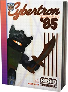 Kre-O Transformers Kreon Cybertron Class of '85 30 Figure Yearbook Set SDCC 2015 Exclusive