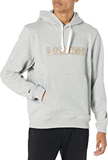 Men's Chenille Graphic Sweatshirt Hoodie