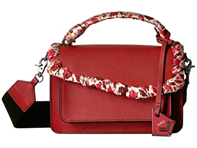 Botkier Cobble Hill (Poppy Whipstitch) Cross Body Handbags