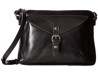 Patricia Nash Avellino Top Zip (Black 1) Bags