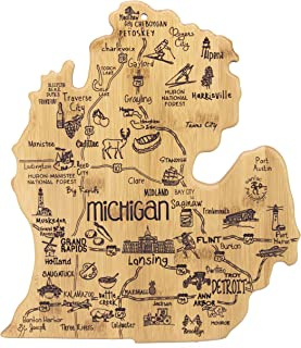 michigan wood art