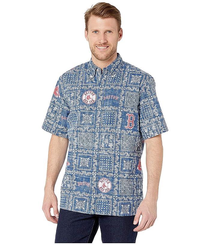 7ab06977 Reyn Spooner Boston Red Sox Lahaina Hawaiian Shirt | Zappos.com