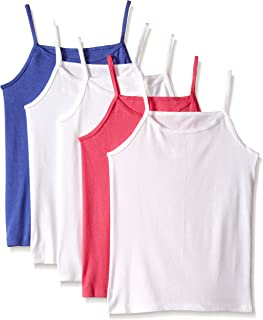 Girls' 5pk Assorted Cami