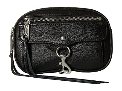 Rebecca Minkoff Blythe Sling Bag (Black) Handbags