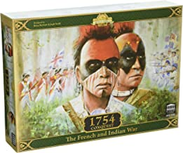 1754 Conquest The French & Indian War Board Game