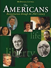 Best the americans reconstruction through the 20th century Reviews