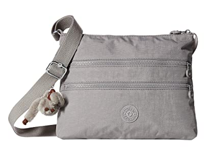 Kipling Alvar Crossbody Bag (Slate Grey 2) Cross Body Handbags