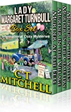 Lady Margaret Turnbull Cozy Mysteries Box Set: Cozy Mysteries Volumes 1 - 4 (Culinary Cozy Mystery Series)