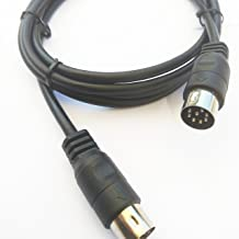 1 Speaker Cable for Bang & Olufsen B&O PowerLink Mk2 25 Foot FT BeoLab 5 8 pin Din
