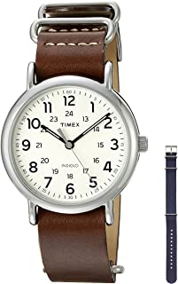 Unisex TWG012500QM Weekender Watch With Two Interchangable Bands