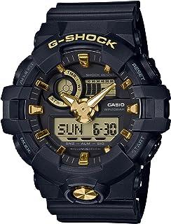[カシオ] 腕時計 ジーショック GA-710B-1A9JF メンズ ブラック