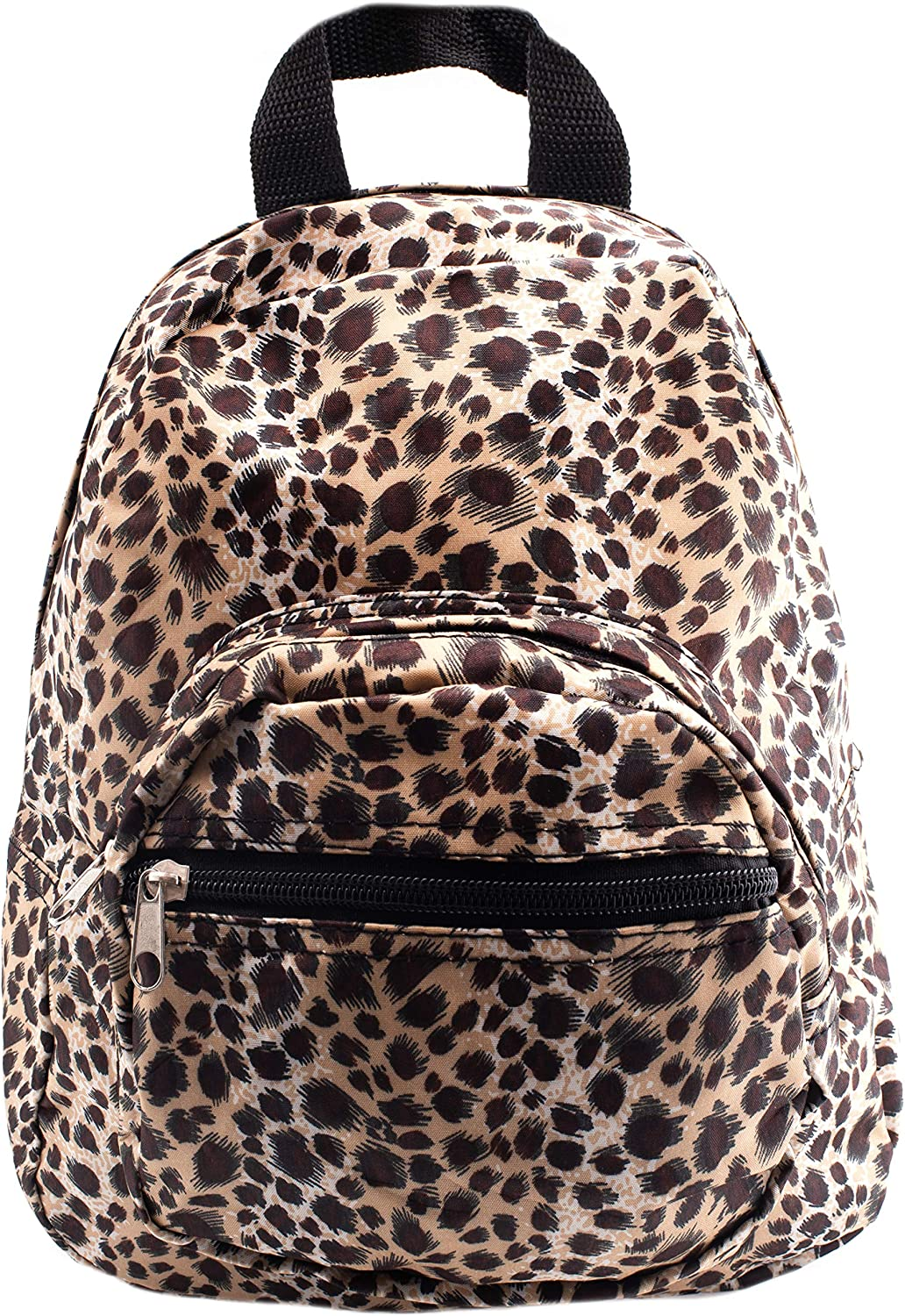 Rave Envy  Mini Backpack  Small Profile, But Plenty of Space Back Packs  Great Daypack (Leopard)
