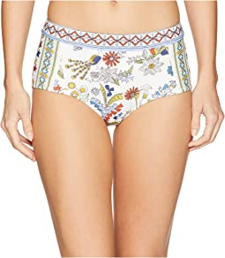 Meadow Folly High-Waisted Bottom
