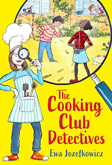 The Cooking Club Detectives (English Edition)