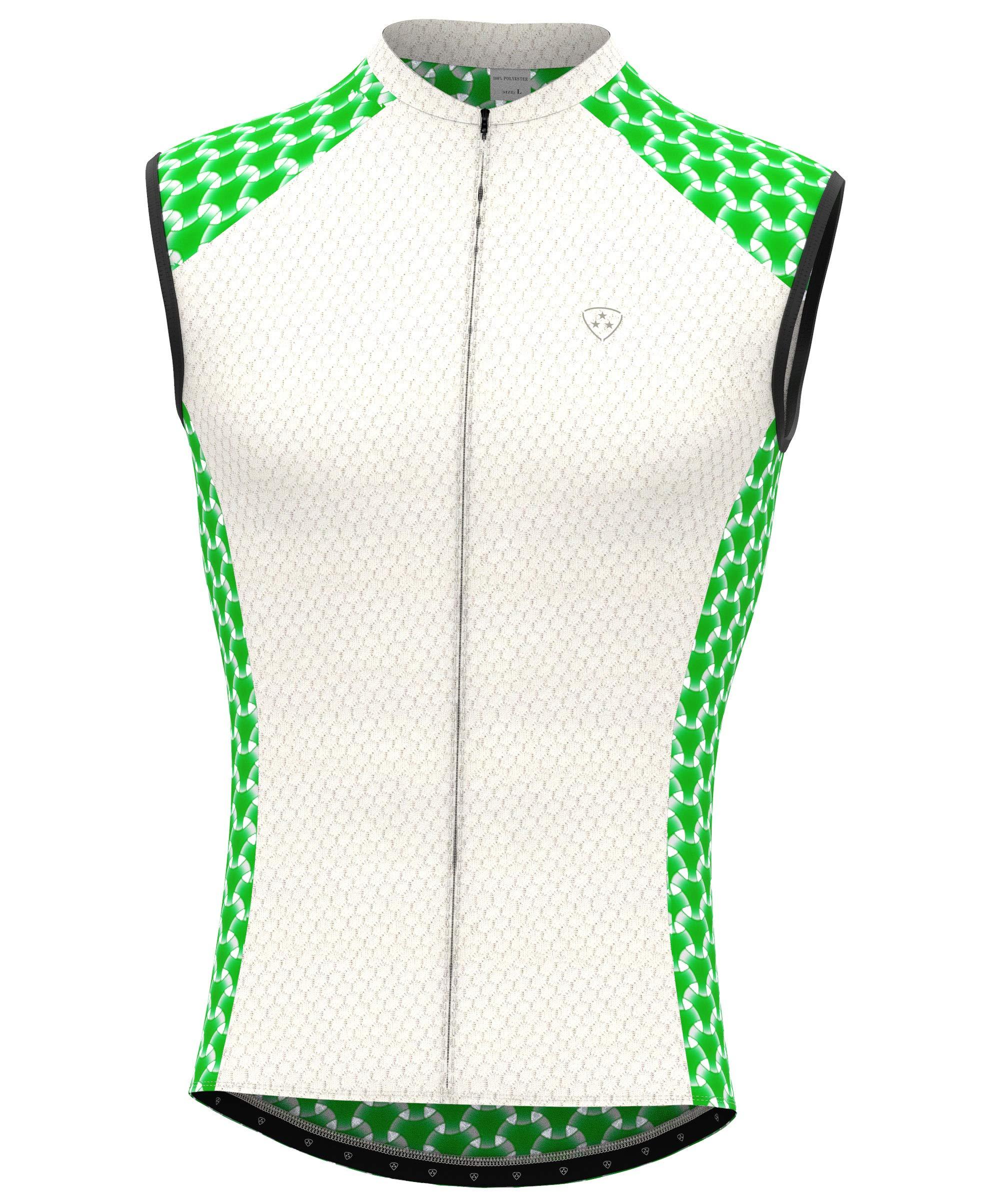 Deportes Hera Ropa Ciclismo Maillot sin Manga Spinning Carretera ...
