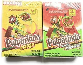 De La Rosa Candy Pulparindo Mango and Watermelon (2 pack)