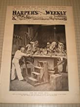 1899 Harper's Weekly: The Dreyfus Trial a Rennes - Tammany on Trial - Sculptor John Q. Ward