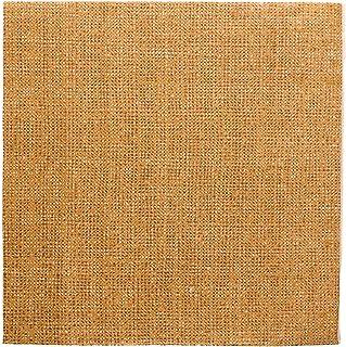 Garcia de Pou Lot de 50 Serviettes, Fibres Synthétiques, Naturel, 19,67x9,62x20 cm